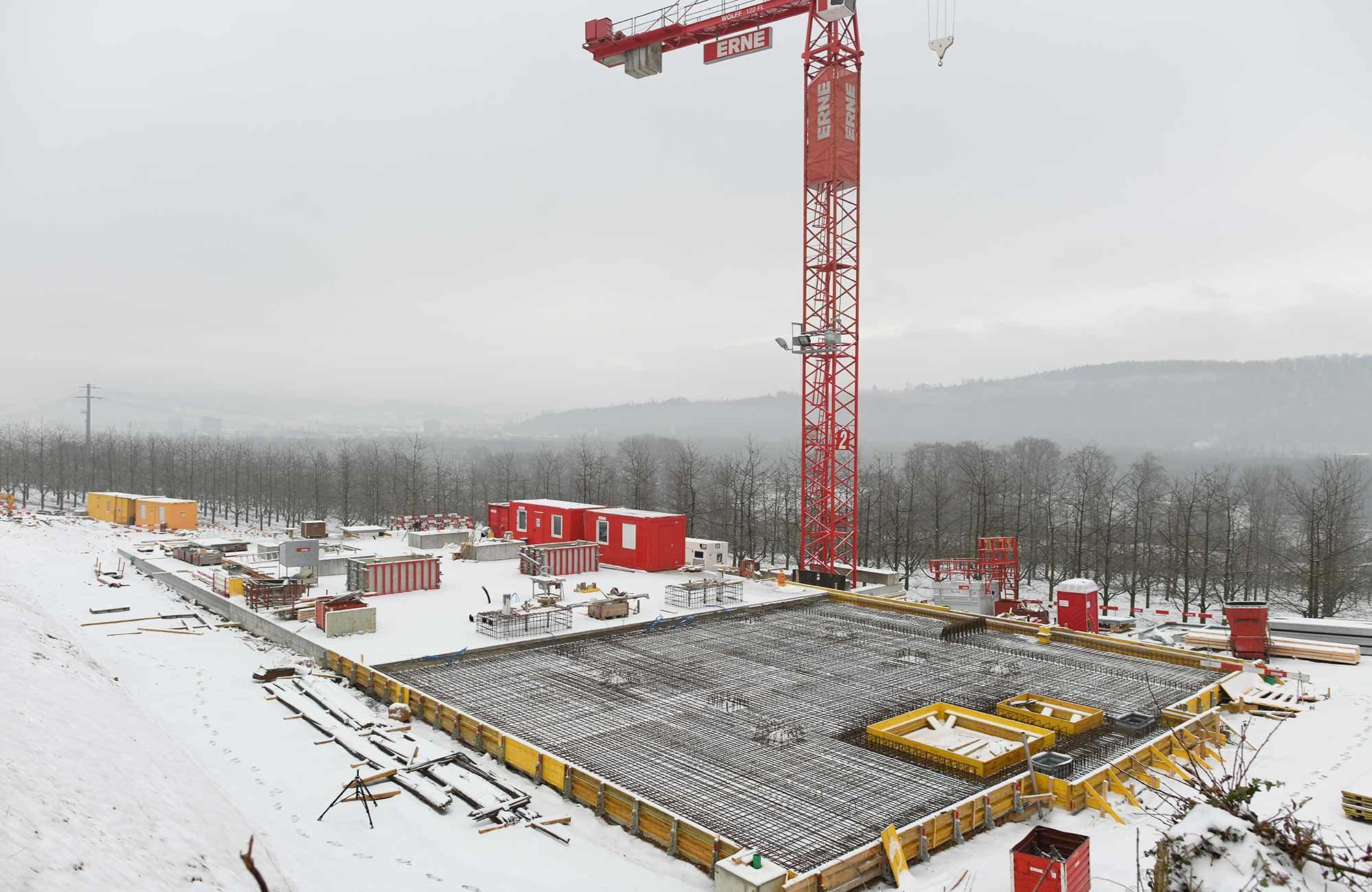 Swissgrid Übergangsbauwerk Süd Gäbihübel